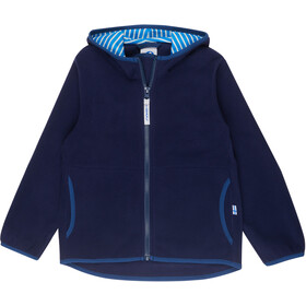 Finkid Paukku Jacket Kinder navy/denim
